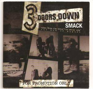 Cover - 3 Doors Down: Smack