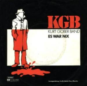 Cover - KGB (Kurt Gober Band): Es War Nix