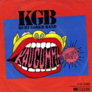 Cover - KGB (Kurt Gober Band): Kaugummi