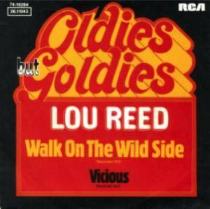 Lou Reed: Walk On The Wild Side - Cover