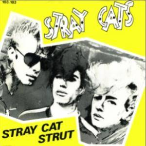 Stray Cats: Stray Cat Strut - Cover