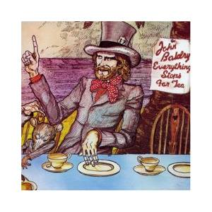 Cover - Long John Baldry: Everything Stops For Tea