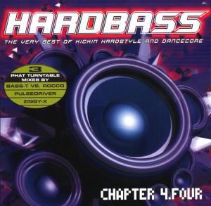 Hardbass Chapter 4.Four - Cover