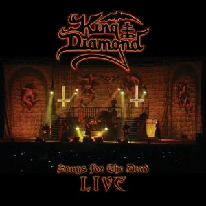 King Diamond: Songs For The Dead - Live - Cover