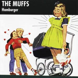 Muffs, The: Hamburger - Cover