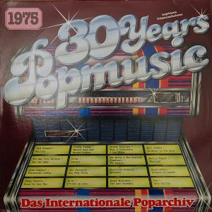 30 Years Popmusic 1975 - Cover