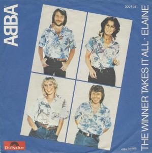 ABBA: Winner Takes It All, The - Cover