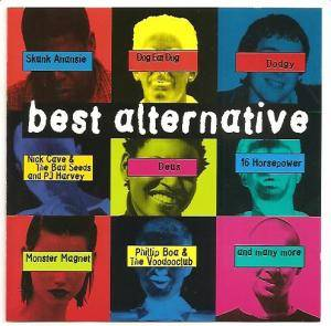 Cover - Mucky Pup: Best Alternative