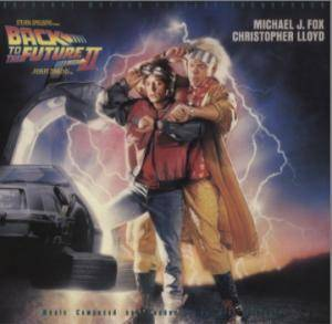 Alan Silvestri: Back To The Future Part II - Cover