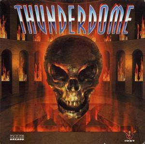 Cover - Square Dimensione: Thunderdome XX