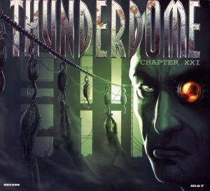 Cover - Black Knight: Thunderdome - Chapter XXI
