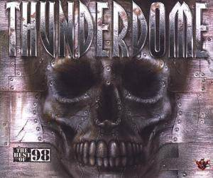 Cover - Square Dimensione: Thunderdome - The Best Of '98