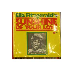 Ella Fitzgerald: Sunshine Of Your Love - Cover