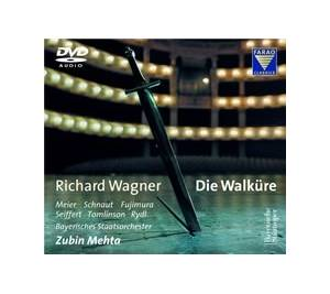 Richard Wagner: Die Walküre (3-DVD-Audio) - Bild 1
