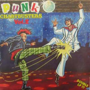 Punk Chartbusters Vol. 2 (2-LP) - Bild 1