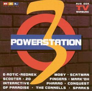 Cover - Original Sound Project: Powerstation Vol. 3