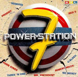 Power-Station Vol. 7 - Cover