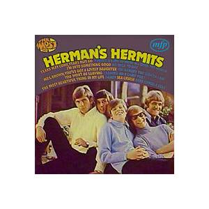 Herman's Hermits: Most Of, The - Cover