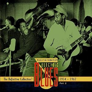 Electric Blues - The Definitive Collection - Part 2: 1954-1967 - Cover