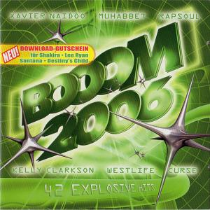 Booom 2006 - Cover