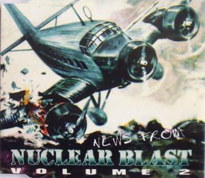 News From Nuclear Blast Vol. 02 - Cover