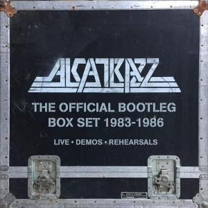 Alcatrazz: Official Bootleg Box Set 1983-1986 Live Demos Rehearsals, The - Cover