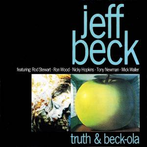 Jeff Beck: Truth / Beck-Ola - Cover