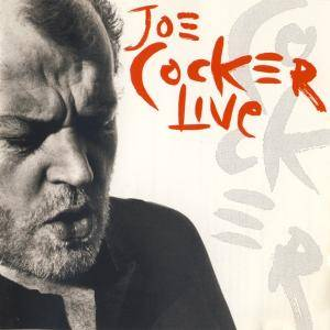 Joe Cocker: Live - Cover