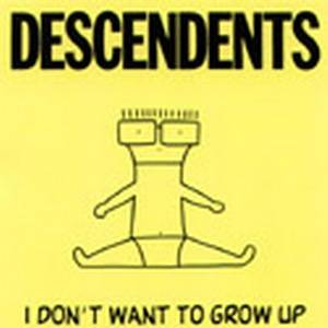 Descendents: I Don't Want To Grow Up - Cover