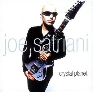 Joe Satriani: Crystal Planet (CD) - Bild 1