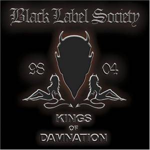 Black Label Society: Kings Of Damnation - Cover