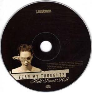 Fear My Thoughts: Hell Sweet Hell (CD) - Bild 3