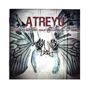 Cover - Atreyu: Suicide Notes And Butterfly Kisses