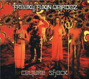 Cover - Freaky Fukin Weirdoz: Culture Shock