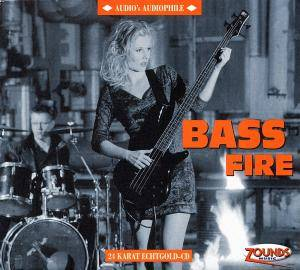 Audio's Audiophile Vol. 07 - Bass Fire - Cover