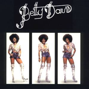 Betty Davis: Betty Davis - Cover