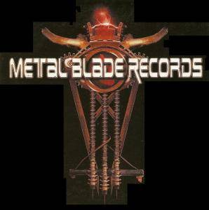 Cover - 40 Grit: Metal Blade Records