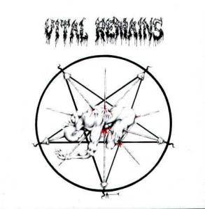 Cover - Vital Remains: Excruciating Pain