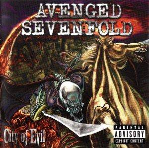 Avenged Sevenfold: City Of Evil - Cover