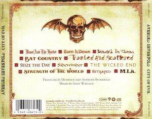 Avenged Sevenfold: City Of Evil (CD) - Bild 4