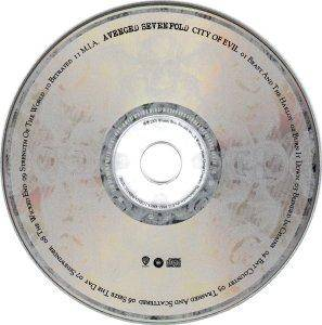 Avenged Sevenfold: City Of Evil (CD) - Bild 5