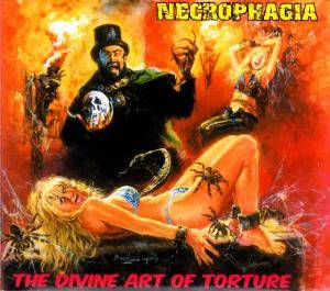 Necrophagia: Divine Art Of Torture, The - Cover