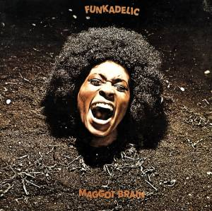 Funkadelic: Maggot Brain - Cover