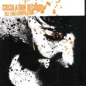 Circulation Records 2K3 Labelcompilation - Cover