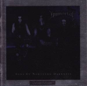 Immortal: Sons Of Northern Darkness (CD + DVD) - Bild 1