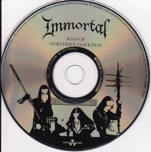 Immortal: Sons Of Northern Darkness (CD + DVD) - Bild 4
