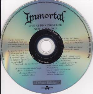 Immortal: Sons Of Northern Darkness (CD + DVD) - Bild 5