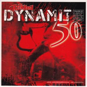 Rock Hard - Dynamit Vol. 50 (CD) - Bild 1
