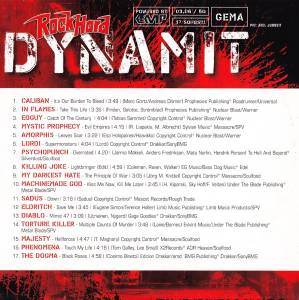 Rock Hard - Dynamit Vol. 50 (CD) - Bild 2