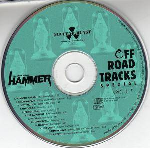 Metal Hammer - Off Road Tracks Vol. 51 Spezial (CD) - Bild 3